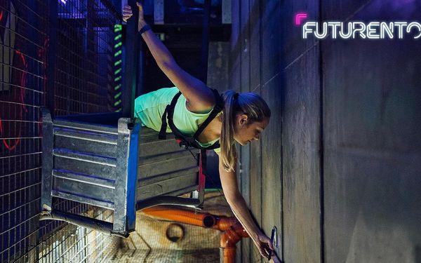 Nevšední zábavní park Futurento – chytne každého