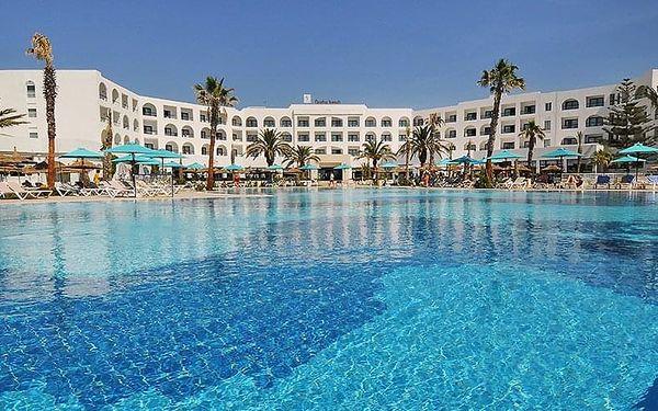 Hotel Vincci Nozha Beach, Tunisko pevnina, letecky, all inclusive5