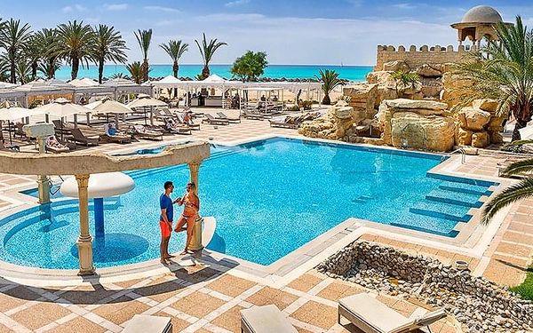 Hotel Steigenberger Marhaba Thalasso, Tunisko pevnina, letecky, all inclusive2