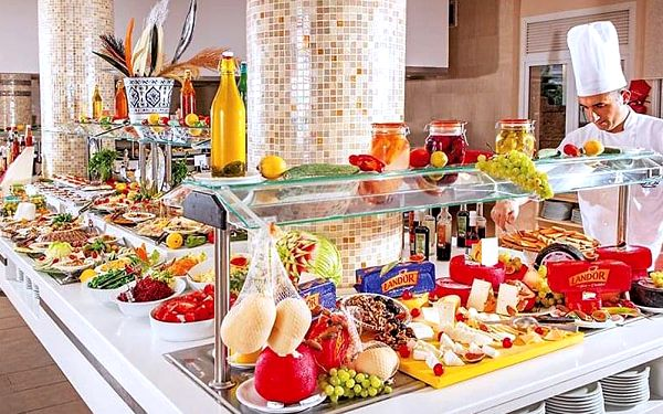 Hotel Royal Kenz Thalasso & Spa, Tunisko pevnina, letecky, all inclusive5