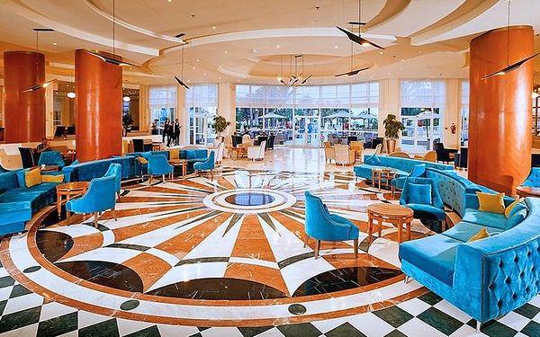 Hotel Steigenberger Marhaba Thalasso, Tunisko pevnina, letecky, all inclusive4