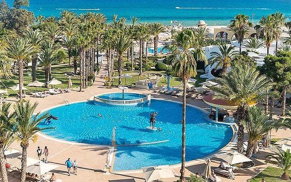 Hotel Steigenberger Marhaba Thalasso, Tunisko pevnina, letecky, all inclusive5