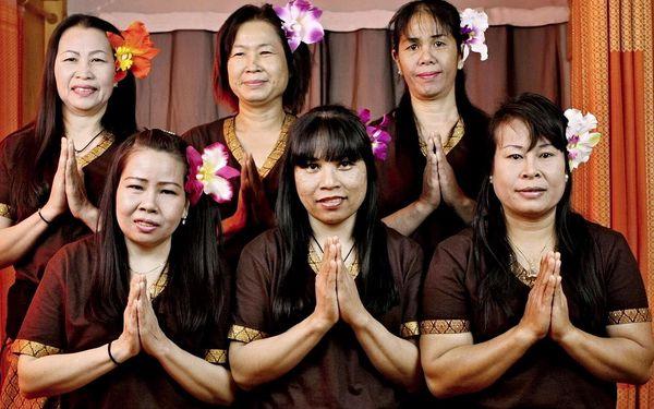 Thajské masáže Flóra
