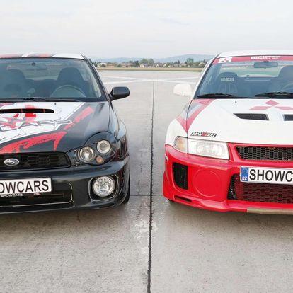 Showcars - Jízda na okruhu v Mostě nebo v Brně v závodních speciálech