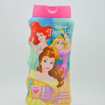 Disney Šampon a sprchový gel pro děti 475ml: Princess