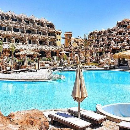 Egypt - Hurghada letecky na 7-15 dnů, all inclusive