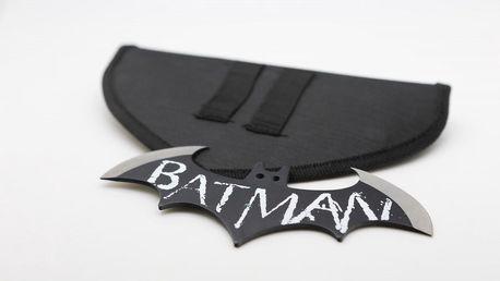 Vrhací nůž sada 3 kusy - Batman