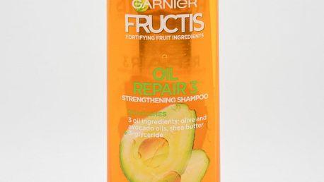 Garnier Fructis Oil Repair 3 shampoo 250 ml - posilující šampon
