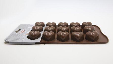 Silikonová forma na čokoládové bonbóny, ledové kostky