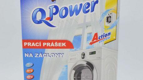 Q.Power Prací prášek Na Záclony 600 g