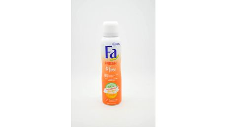 Fa deodorant 150 ml - Fresh & Free Cucumber + Melon