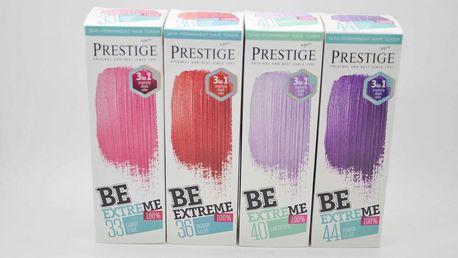 Prestige Be Extreme Barva Na Vlasy 100ml. Barva: 36 Bloody Mary