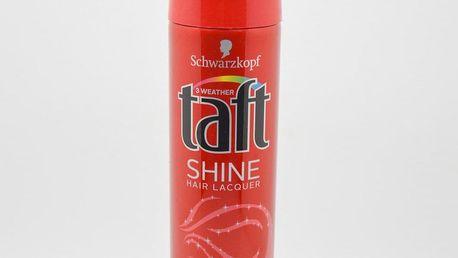 Taft Lak Na Vlasy 250ml Shine Ultra Strong 4