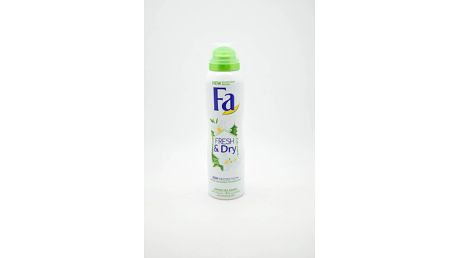 Fa deodorant 150 ml - Fresh & Dry - Green Tea