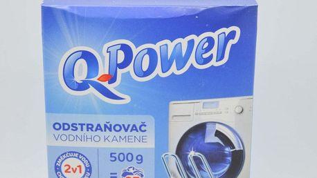 Q.Power Odstraňovač vodního kámene do pračky 500 g