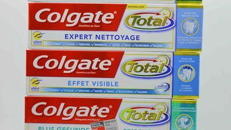 Colgate Total Zubní Pasta 75ml: EXPERT NETTOYAGE