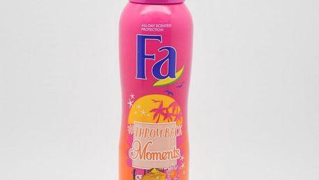 Fa deodorant 150 ml - Throwback Moments - Sunset Dream
