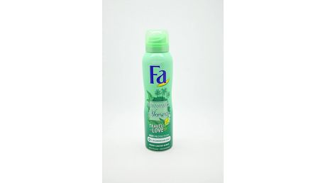 Fa deodorant 150 ml - Throwback Moments - Travel Love