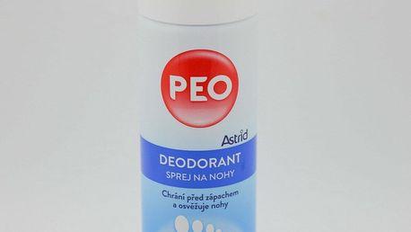 PEO Deodorant sprej na nohy 150ml