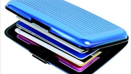 Pouzdro na kreditní karty