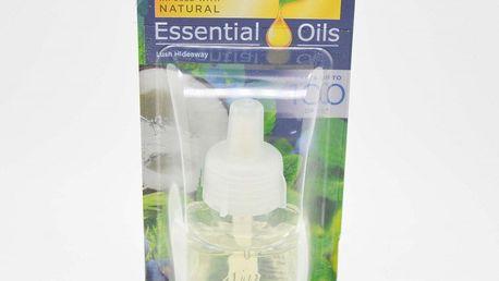 Air Wick náplň pro elektrický osvěžovač vžduchu. Nádoba 19 ml. Vůně: Lush Hideaway