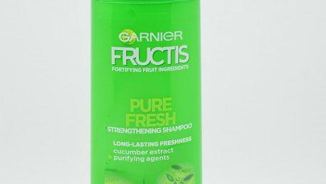 Garnier Fructis Pure Fresh shampoo 250 ml - posilující šampon
