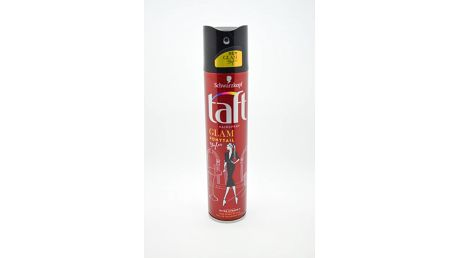 Taft Lak Na Vlasy 250ml Glam Ponytail Styles Ultra Strong 4