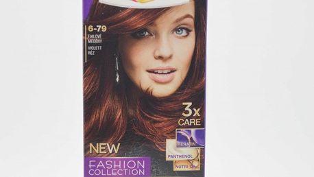 Palette Barva Na Vlasy 50ml: 6-79 fialově měděný