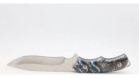 Nůž lovecký - dračí vzor
