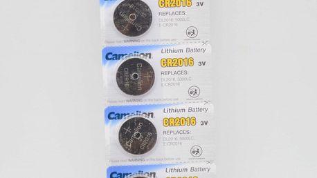 Camelion Baterie CR2016-1x5ks