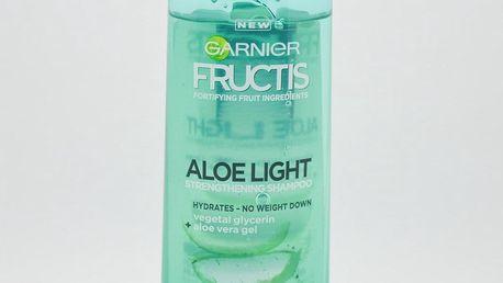Garnier Fructis Aloe Light - posilující šampon. Objem: 250 ml