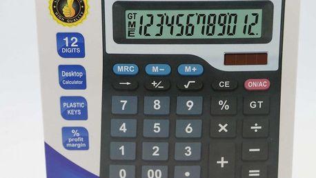 Stolní kalkulačka Gauna