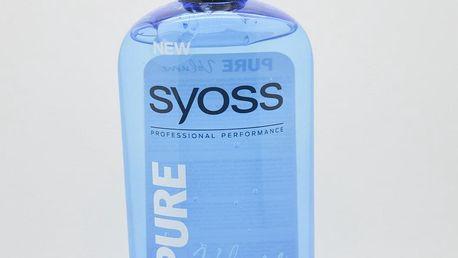 Syoss Pure Volume Micellar Shampoo 500 ml šampon