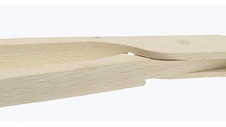 Grilovací dřevěné nůžky