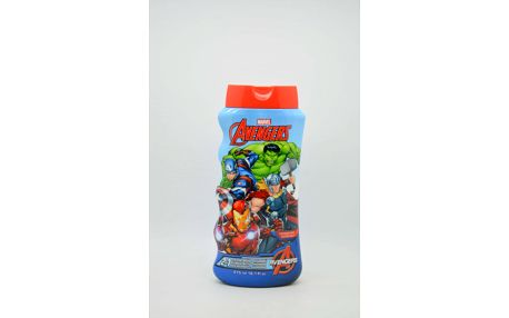 Disney Šampon a sprchový gel pro děti 475ml: Avengers