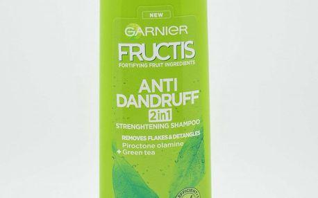 Garnier Fructis Anti Andruff shampoo 250 ml - posilující šampon