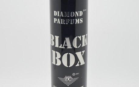 CUBA Toaletní voda pro muže 130ml. Vůně BLACK BOX