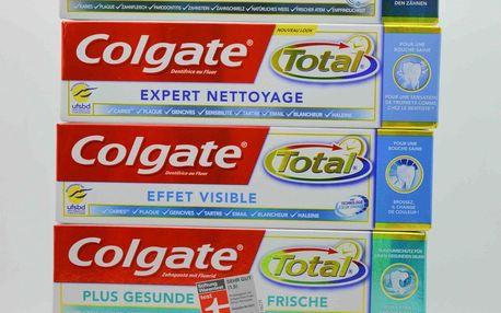 Colgate Total Zubní Pasta 75ml: PLUS INTERDENTALREINIGUNG