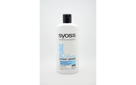 Syoss Pure volume lightweight conditioner 500 ml