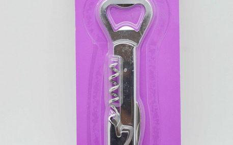 Otvírák univerzální+nožík 13X3,5 cm