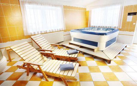 Zimní pohoda ve 4* hotelu na jižní Moravě s privátním wellness a snídaní