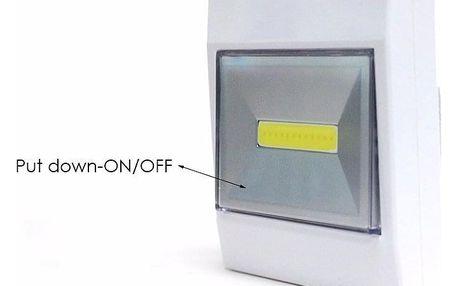 2 svítící zapínače 3W