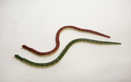 Dřevěný had: 3 varianty