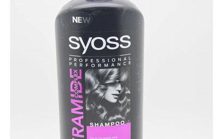 Syoss Ceramide complex Shampoo 500 ml šampon