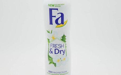 Fa deodorant 150 ml - Fresh & Dry - Green Tea