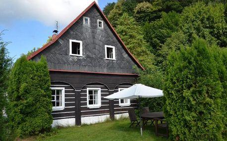 Národní park České Švýcarsko: Penzion U kozy