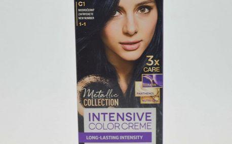 Palette Barva Na Vlasy 50ml: C1 modročerný