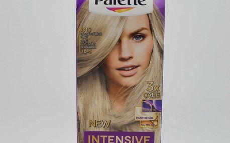 Palette Barva Na Vlasy 50ml: C10 ledový střibřitě