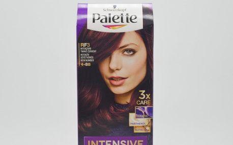 Palette Barva Na Vlasy 50ml: RF3 tmavě červený
