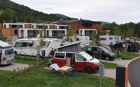 Chorvatsko, Plitvická jezera: Mobile Homes Camping